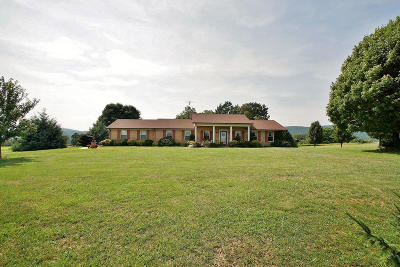 Single Family Home For Sale: 3515 Mount Carmel Rd