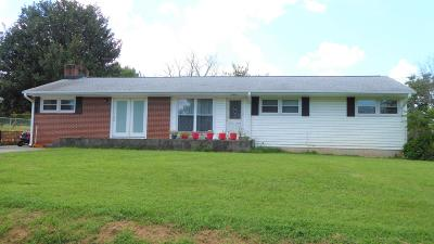 Rocky Mount Single Family Home For Sale: 55 Highview Ter