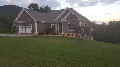 Franklin County Single Family Home For Sale: 156 Valley Rd
