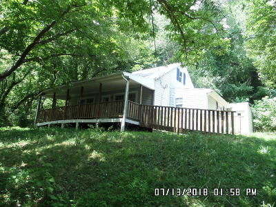 Single Family Home For Sale: 6045 Bent Mountain Rd