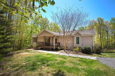 Bedford County Single Family Home For Sale: 198 Retreat Ln