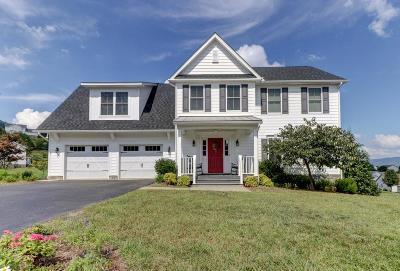 Roanoke Single Family Home For Sale: 5913 Crumpacker Dr