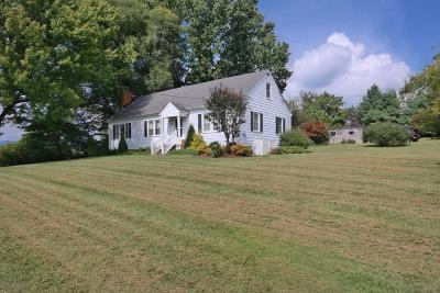 Single Family Home For Sale: 3626 Country Club Rd