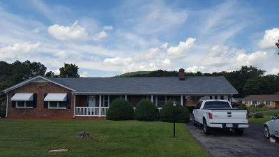 Rocky Mount Single Family Home For Sale: 111 Sunset Dr