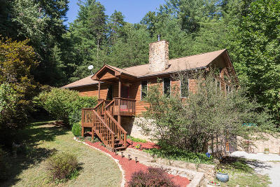Boones Mill Single Family Home For Sale: 425 Creekview Dr