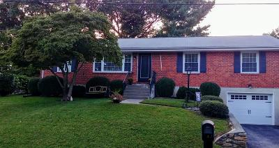Single Family Home For Sale: 3451 Greencliff Rd