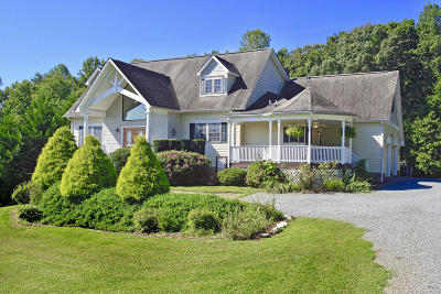 Bedford County Single Family Home For Sale: 150 Mallard Cove Rd
