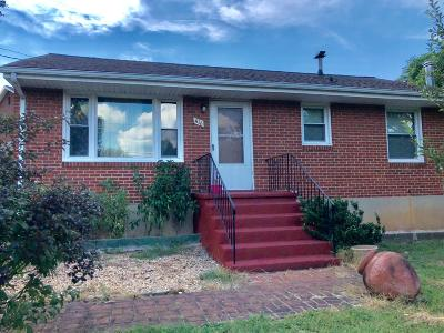 Single Family Home For Sale: 416 Cherryhill Rd NW