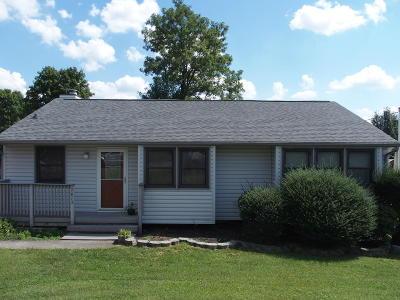 Single Family Home For Sale: 7017 Crosstimbers Trl