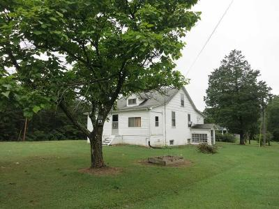 Botetourt County Single Family Home For Sale: 2150 West Wind Rd