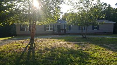 Franklin County Single Family Home For Sale: 180 Goat Ln