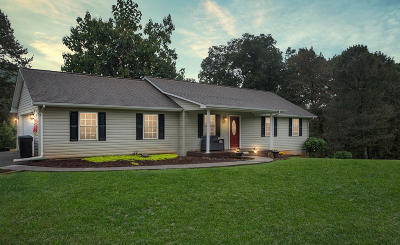 Bedford County Single Family Home For Sale: 1264 Fiddler Trl