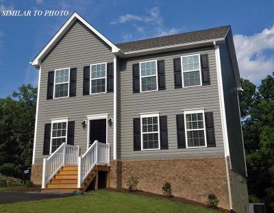 Single Family Home For Sale: 8338 Leighburn Dr