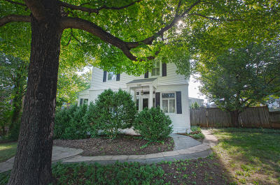 Roanoke Single Family Home For Sale: 2520 Avenham Ave SW