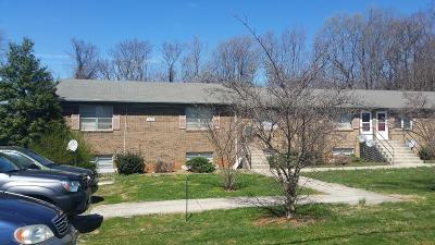 Multi Family Home For Sale: 1664 Graves Mill Rd