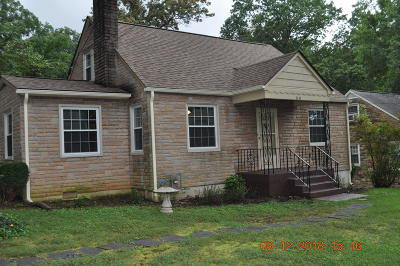 Single Family Home Sold: 3434 Brandywine Ave