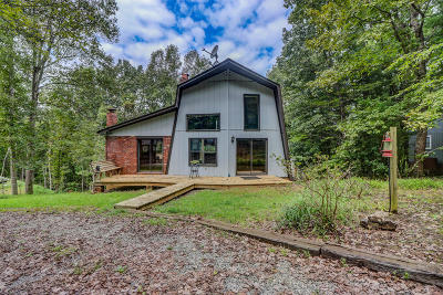 Franklin County Single Family Home For Sale: 88 Ingram Rd
