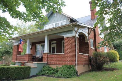 Botetourt County Single Family Home For Sale: 19530 Main St