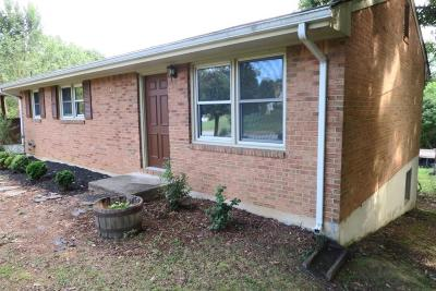 Roanoke VA Single Family Home For Sale: $84,900