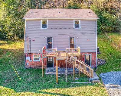 Roanoke Multi Family Home For Sale: 3478 Yellow Mountain Rd SE #& 3480