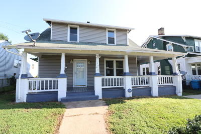 Roanoke VA Single Family Home For Sale: $58,900