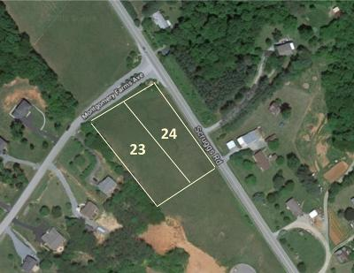 Bedford County Residential Lots & Land For Sale: Lot 23 Montgomery Farms Ave
