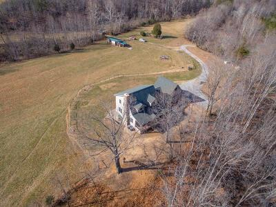 Bedford County Farm For Sale: 2074 Hutchens Rd
