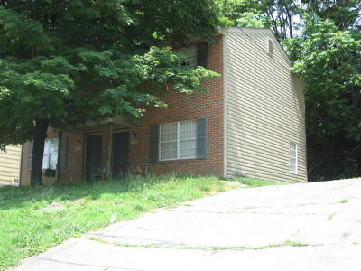 Roanoke Multi Family Home For Sale: 1708 Eastern Ave NE