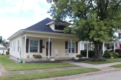 Vinton Single Family Home For Sale: 219 Bowman St