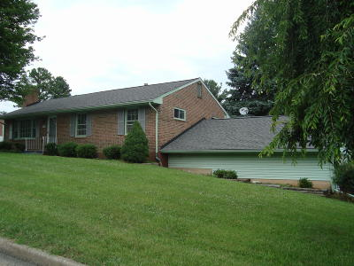 Roanoke VA Single Family Home For Sale: $175,000