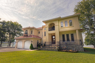Huddleston VA Single Family Home For Sale: $3,950,000