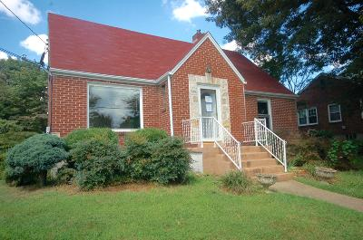 Salem Single Family Home For Sale: 1125 Pearl St