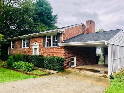 Roanoke VA Single Family Home For Sale: $163,950