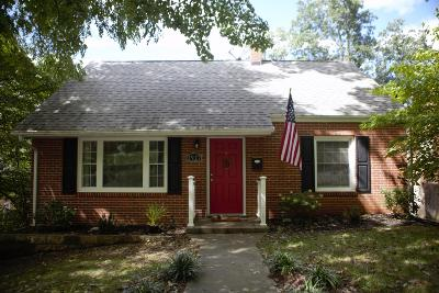 Roanoke VA Single Family Home For Sale: $149,500