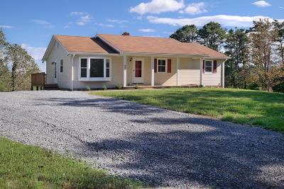 Botetourt County Single Family Home For Sale: 348 Vista Ln