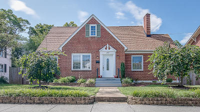 Single Family Home Sold: 233 Cedar Ave