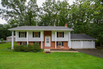 Single Family Home For Sale: 2139 Coachman Dr