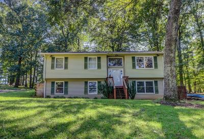 Rocky Mount Single Family Home For Sale: 2112 Brick Church Rd
