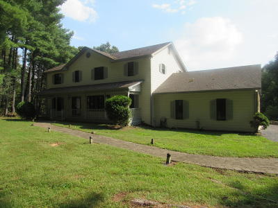 Rocky Mount Single Family Home For Sale: 805 Riverbend Dr