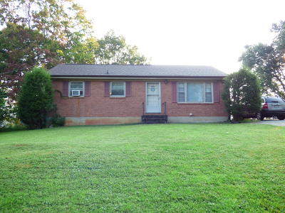 Roanoke City County Single Family Home For Sale: 5309 Florist Rd