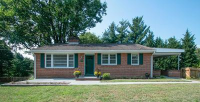 Salem Single Family Home For Sale: 1602 Longview Ave