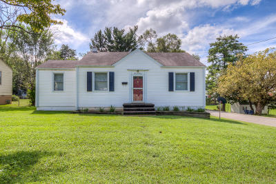 Single Family Home For Sale: 303 Troy Ave NE