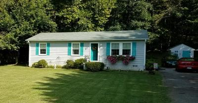 Single Family Home For Sale: 1766 Stoney Battery Rd