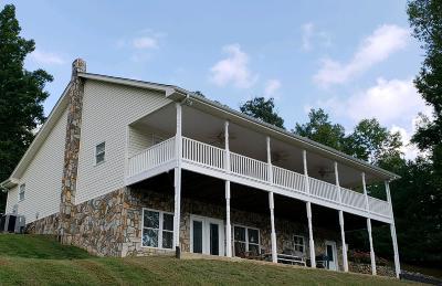 Moneta Single Family Home For Sale: 1653 Happy Acres Dr