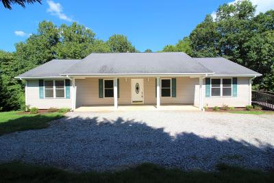 Boones Mill Single Family Home For Sale: 415 Green Level Rd
