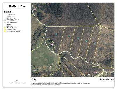 Bedford Residential Lots & Land For Sale: Pilot Mountain Rd