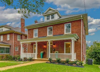 Roanoke City County Single Family Home For Sale: 2114 Memorial Ave SW