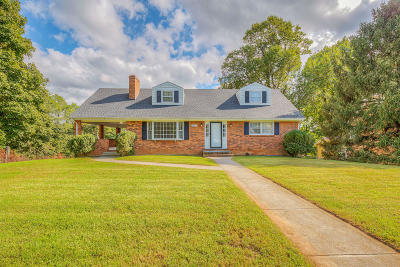 Roanoke County Single Family Home For Sale: 3221 Northside Rd