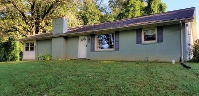 Boones Mill Single Family Home For Sale: 175 Morter Ln