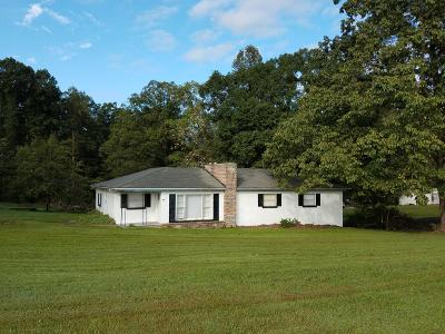 Franklin County Single Family Home For Sale: 192 Dyer Ln